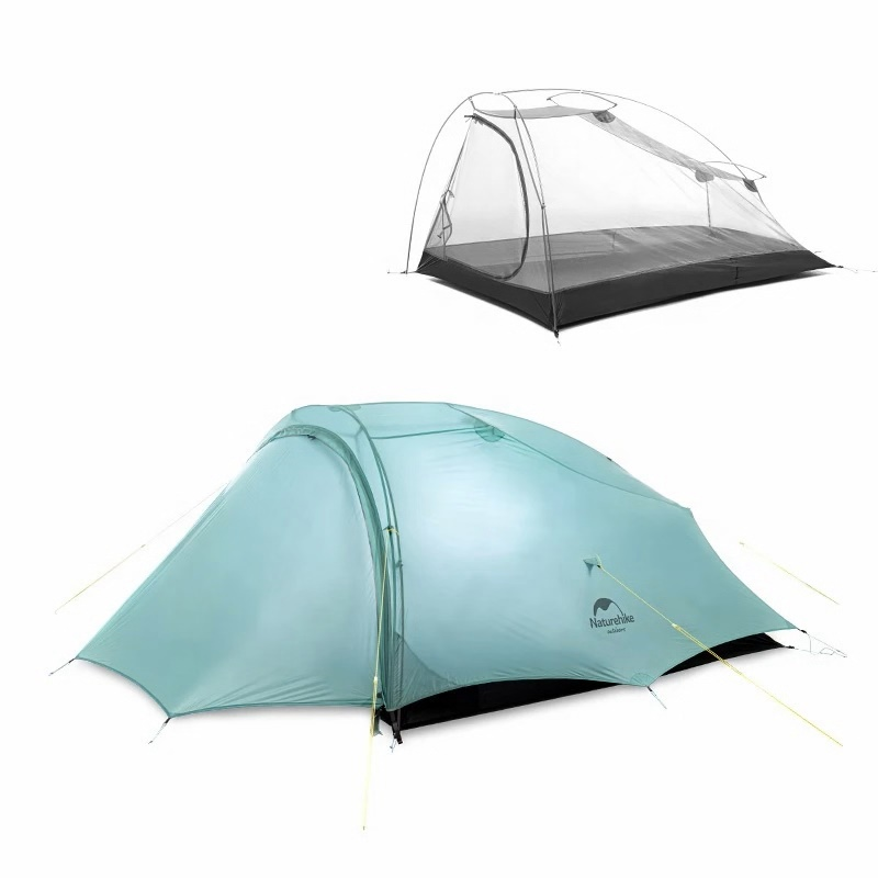 Naturehike ultralight stan Shared 2 20D 1700g